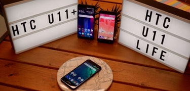 HTC U11 + and U11 Life: five things you need to know