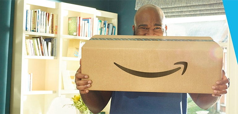 Amazon - Big thanks