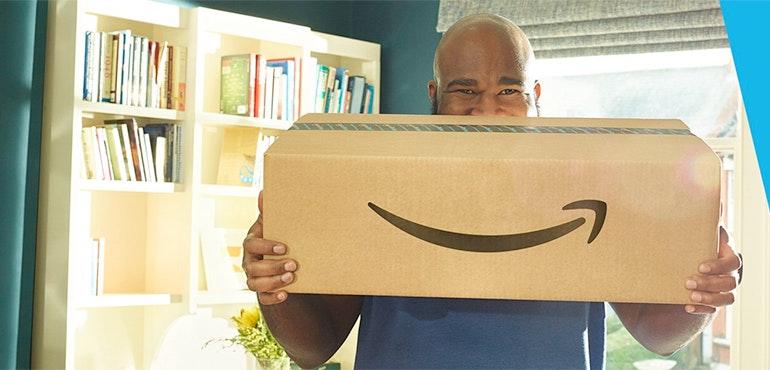 Amazon - Big thanks