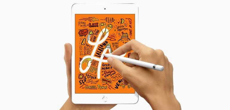 Apple unveils iPad mini 5