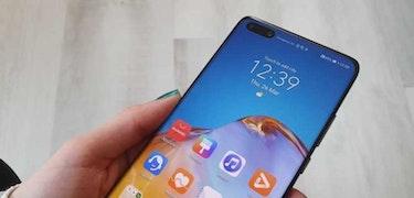 Huawei P40 series revealed