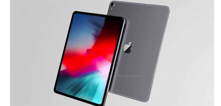 New iPad Pro renders show off iPhone–style redesign