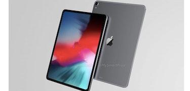 iPad Pro 2018: New details emerge