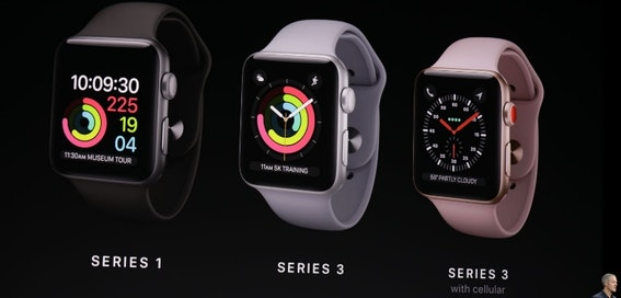 Apple Watch Series 4 edges closer to launch