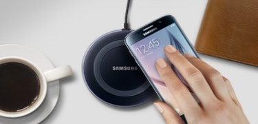 Samsung plotting over–the–air wireless charging