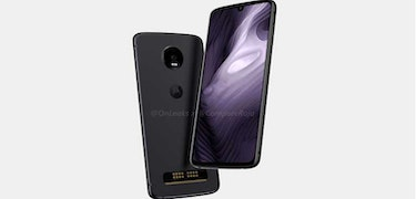 Moto Z4 Play leak shows off plans for sleek new device