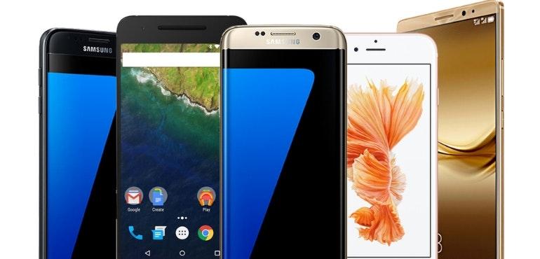 smartphones 2016 generic