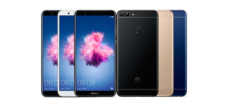 Huawei P smart handsets hero size