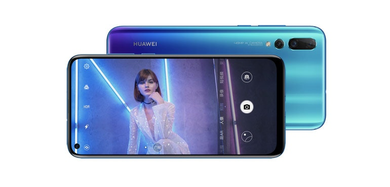Huawei Nova 4 is the latest with a hole punch screen