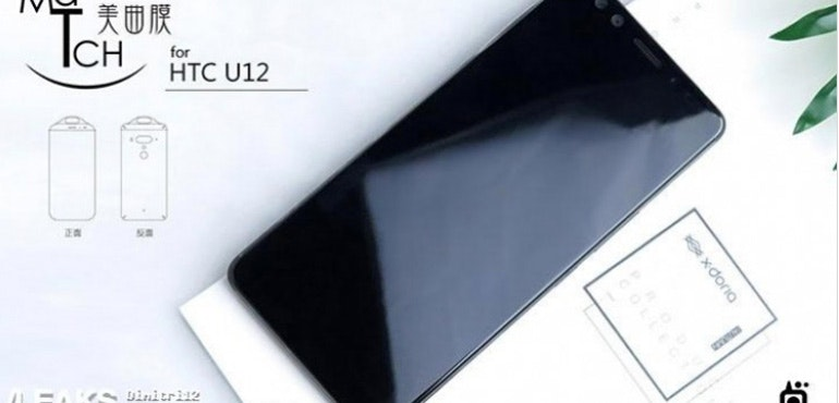 HTC U12 leak lands ahead of May launch