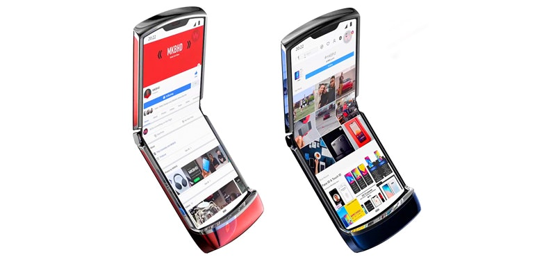 Motorola confirms its folding 'Razr' phone is coming soon