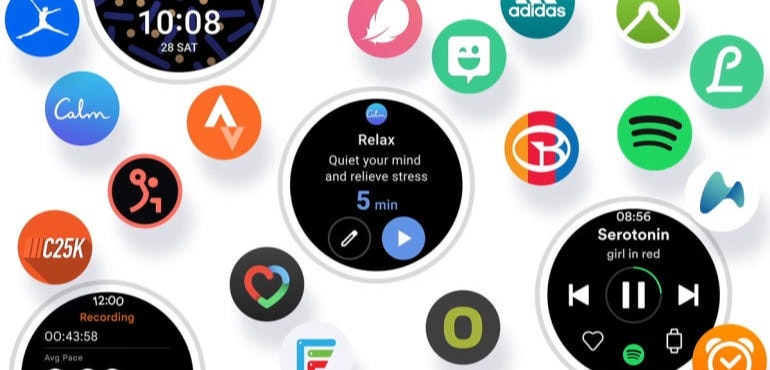 Samsung One UI operating system