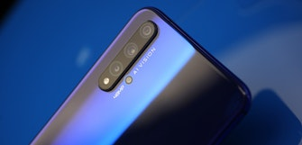 Honor 20 set for UK release on 21 June