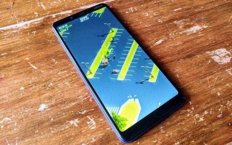 Nokia 3.1 gaming