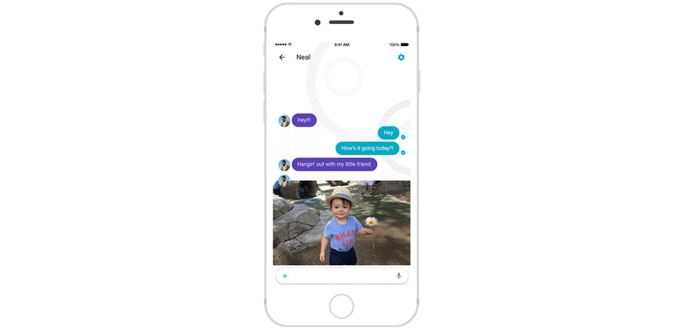 Google Allo revealed as rival to WhatsApp