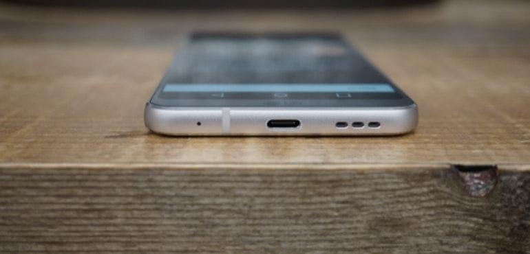 LG G5 ports