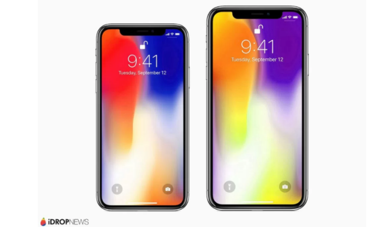 iphone x plus render idrop