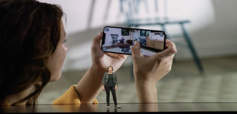 iPhone XS Max underwater app