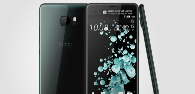 HTC U Ultra phablet unveiled, with secondary screen and no headphone slot