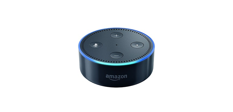 Echo dot second generation