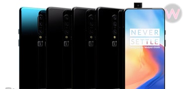 Check out the One Plus 7's pop-up camera in this concept video