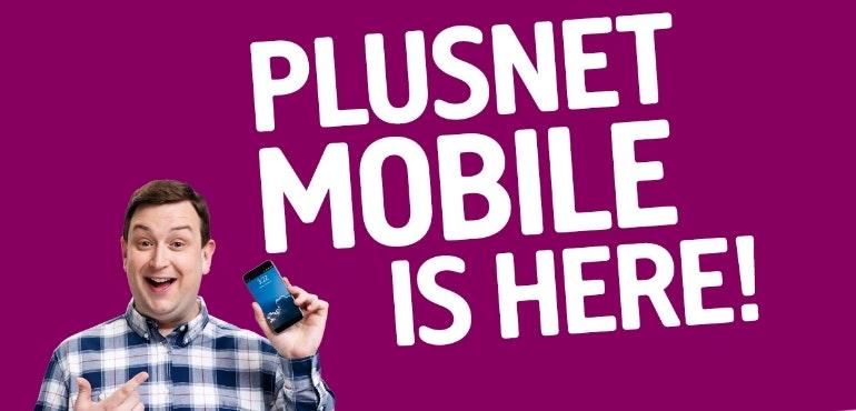 Plusnet Mobile hero