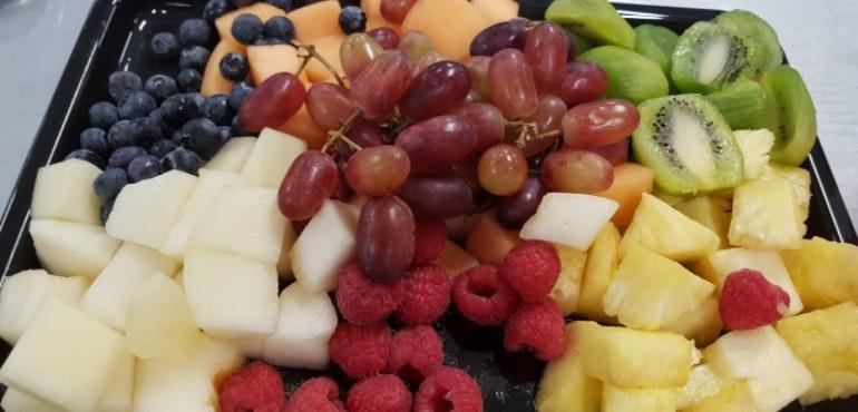 Samsung Galaxy S8 camera sample fruit