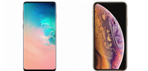 Samsung Galaxy S10 vs iPhone XS: which one's best?
