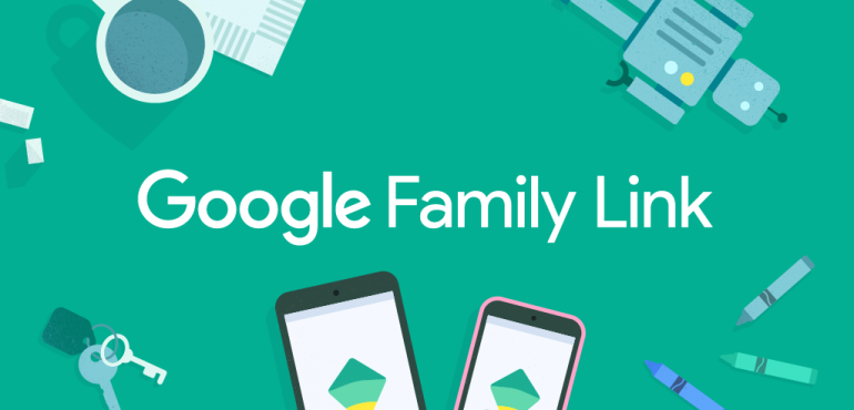 Google Family Link parental control app