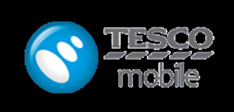 tesco mobile logo hero