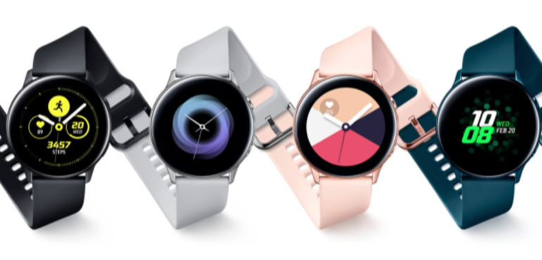Get a free Samsung Galaxy Watch Active when you buy a Galaxy S20+ or S20 Ultra