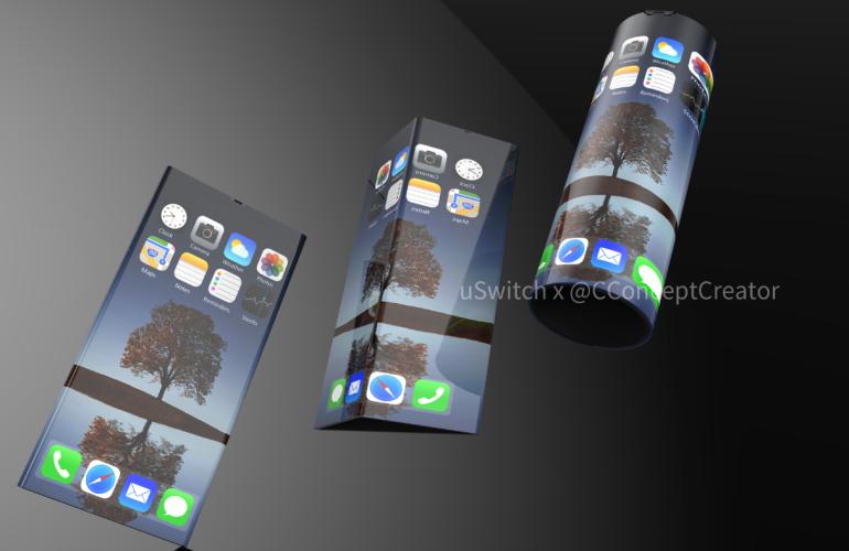 Foldable iPhones alternate image