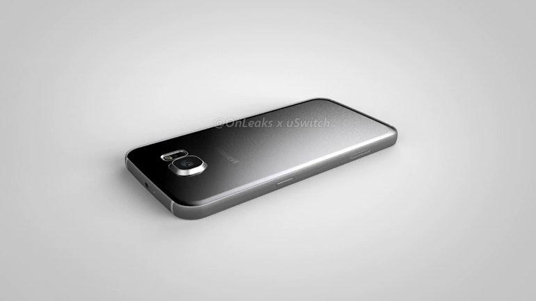 Samsung galaxy s7 rear