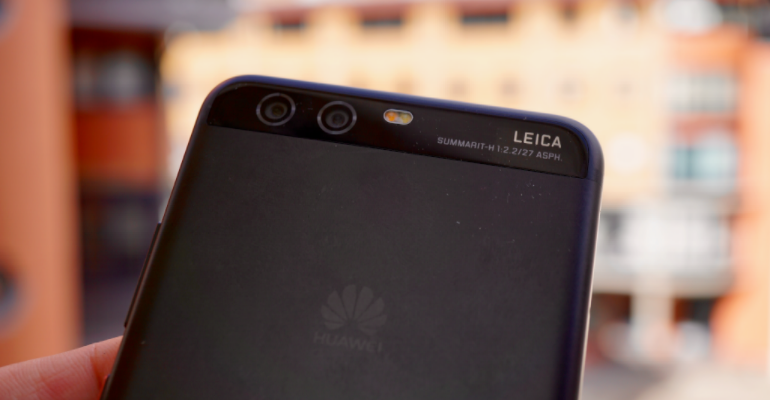 Huawei P10 rear camera