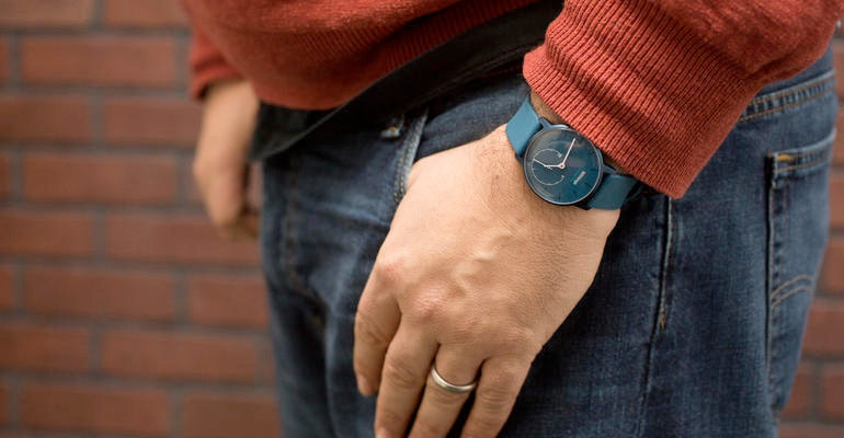 Withings smart watch