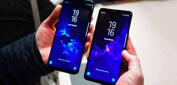 Samsung knocks £100 off the price of the S9