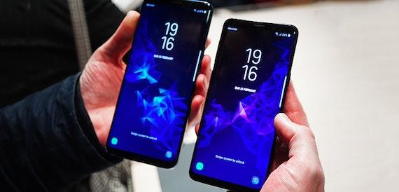 Samsung Galaxy S9 set for selfie camera improvements