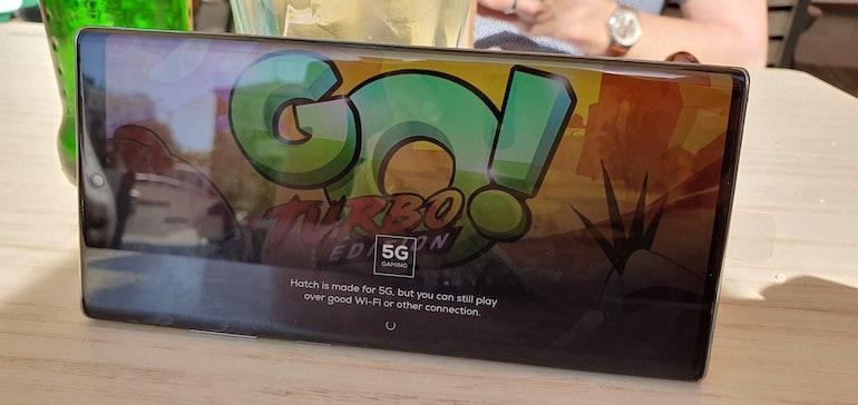Vodafone 5G gaming