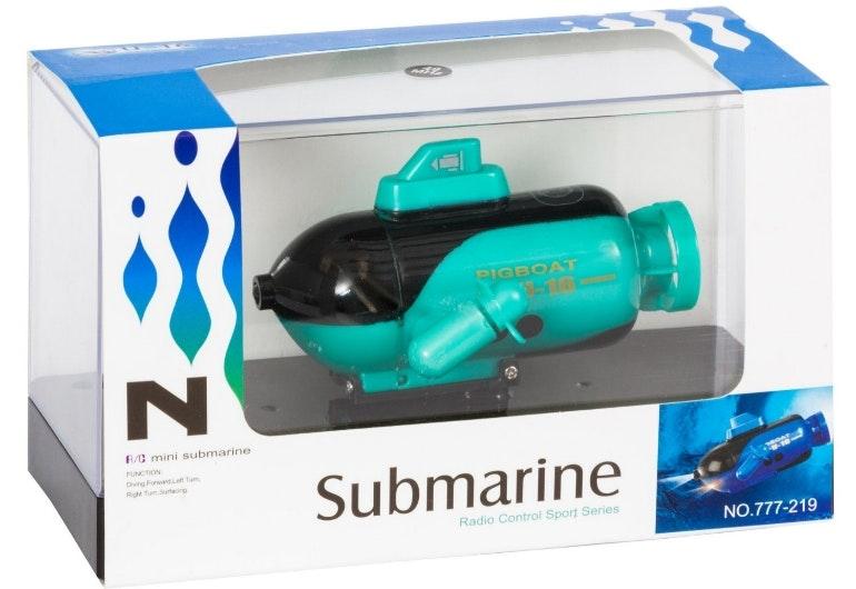 RC submarine