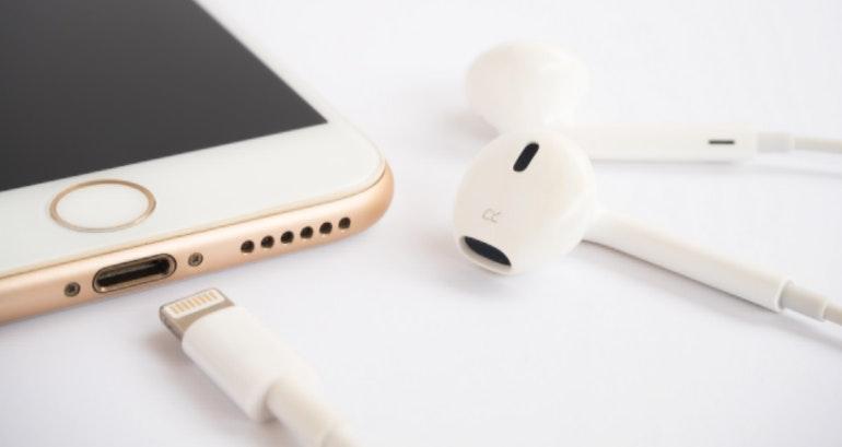 iPhone 7 no headphone slot