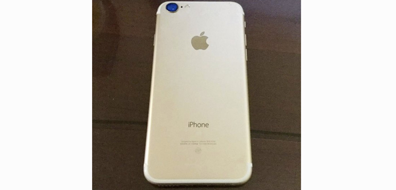 iPhone 7: fully assembled model gives us best look yet
