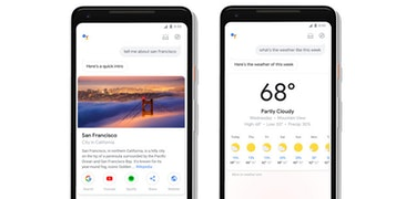 Google Assistant redesigned with more touch features