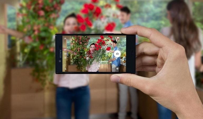 Sony Xperia ZX Camera