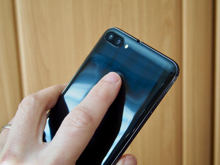 ROKIT fingerprint