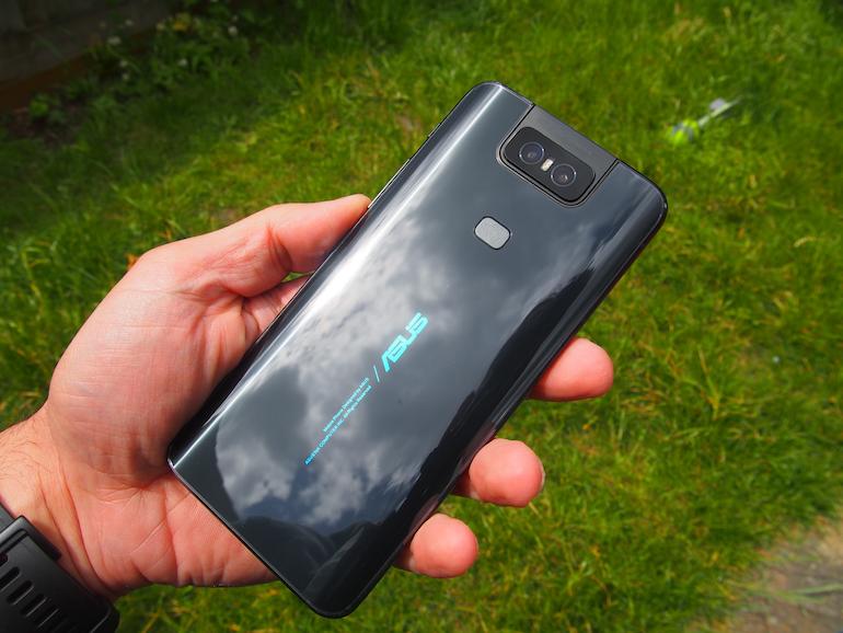Asus Zenfone 6 back 1