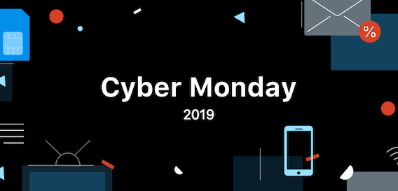 Cyber Monday phone deals 2019