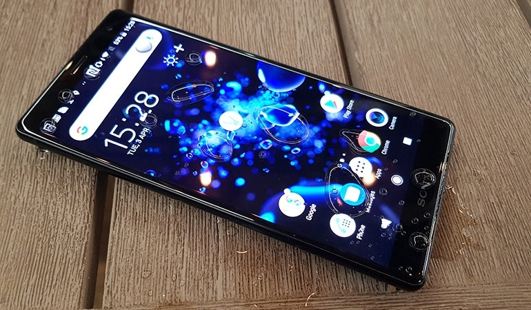 Sony-Xperia-XZ2-waterproof