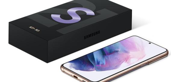Samsung S21 O2 deals