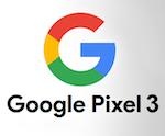 Google Pixel 3XL logo