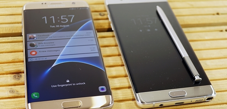 Galaxy S7: Samsung denies safety issues with top–end handset